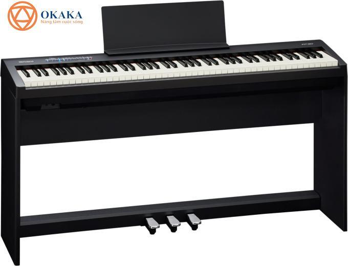 Bạn từng mơ ước sở hữu một cây đàn piano? Nhưng điều kiện kinh tế gia đình không cho phép? Model đàn piano điện Roland FP-30 sẽ là lựa chọn tối ưu của bạn.