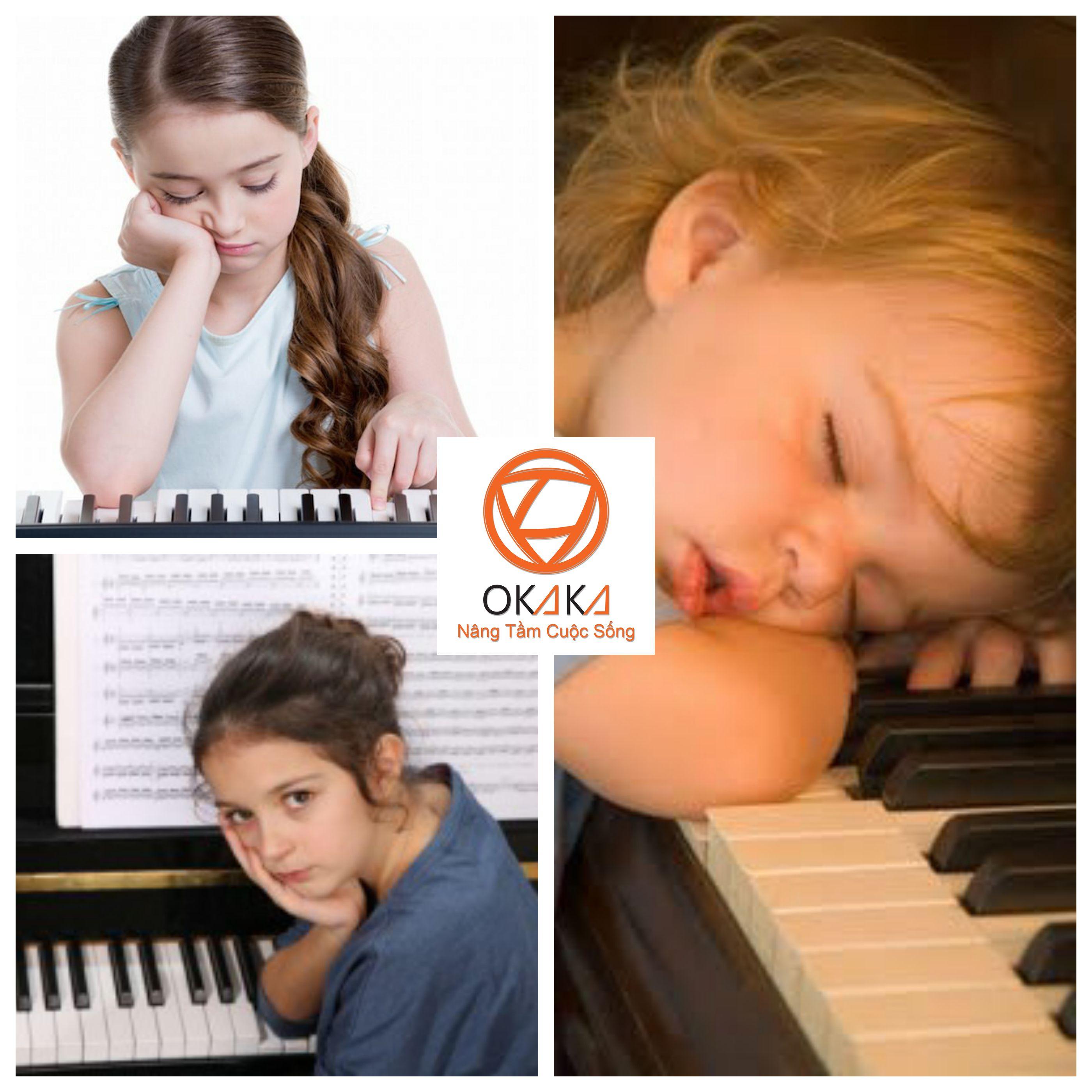 Con không muốn tập đàn, Các bài học nhạc thật là nhàm chán, Tại sao con phải học đàn cơ chứ? Điệp khúc này nghe có vẻ quen thuộc với bạn và bạn không muốn tình trạng này tiếp diễn thêm nữa? Sau đây là một số cách bạn có thể áp dụng để khích lệ trẻ học đàn một cách vui vẻ.