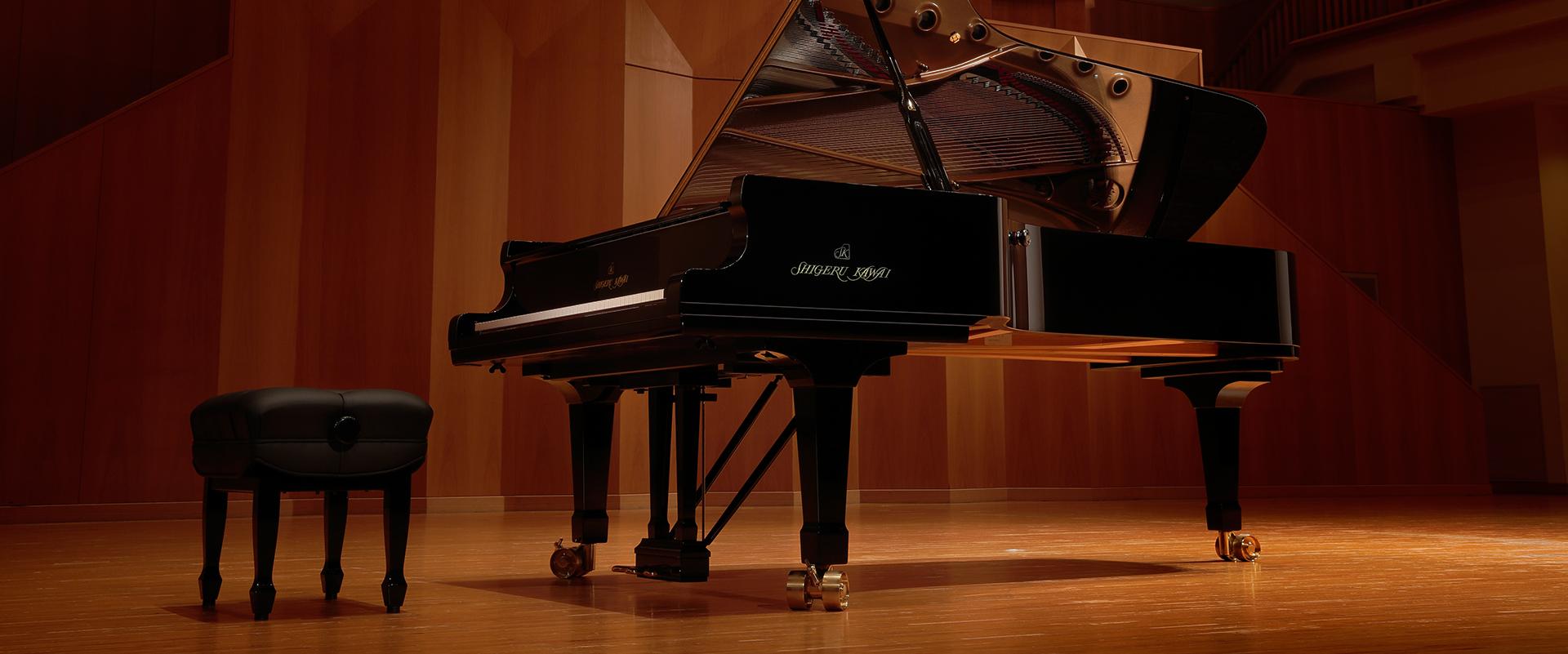 Không phải ngẫu nhiên mà những cây đàn grand piano Shigeru Kawai SK-series thường xuyên hiện diện trong các phòng hòa nhạc nổi tiếng thế giới hay được các cuộc thi piano quốc tế chọn làm giải thưởng danh giá.