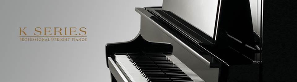 Yếu tố làm nên thương hiệu upright piano Kawai