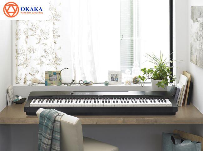 Bài viết đánh giá đàn piano điện Casio PX-160 dưới đây sẽ cho bạn thấy trải nghiệm chân thực của ông khi chơi trên cây đàn có nhiều cải tiến mới này.