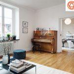 Vị trí đặt đàn piano phù hợp bạn cần biết