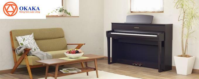 Tất cả các cây đàn piano điện trong series CLP và CVP của Yamaha đều được gọi là Clavinova, vậy điều gì quyết định sự chênh lệch giá cả giữa hai series đàn này? Sự khác biệt giữa đàn piano điện Yamaha Clavinova CVP và Clavinova CLP là gì? Trong bài viết này, OKAKA Music sẽ cùng bạn so sánh.
