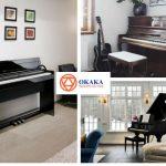 Sự khác nhau giữa piano cơ và piano điện không phải ai cũng biết!