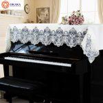 Trang bị khăn phủ đàn piano là việc không bao giờ thừa!