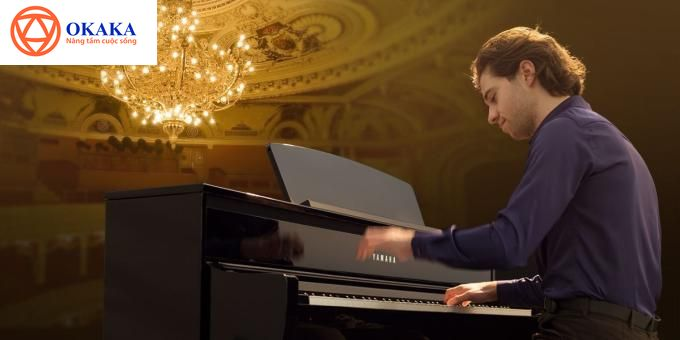 Tại Hội chợ Frankfurt Musikmesse 2017, Yamaha đã cho ra mắt dòng đàn piano điện Clavinova CLP-600 series hội tụ tinh hoa của đàn grand piano, cả về cảm giác, âm sắc và độ nhạy phím để cộng hưởng với người nghệ sĩ dương cầm đầy tham vọng trong bạn.