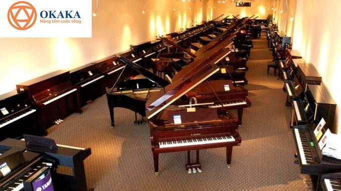 Với ưu thế giá thấp hơn 1/5 hoặc 1/4 so với đàn mới, đàn piano điện/cơ hàng trưng bày là lựa chọn thích hợp cho những ai khao khát sở hữu một cây đàn piano mới nhưng không có nhiều ngân sách đầu tư.