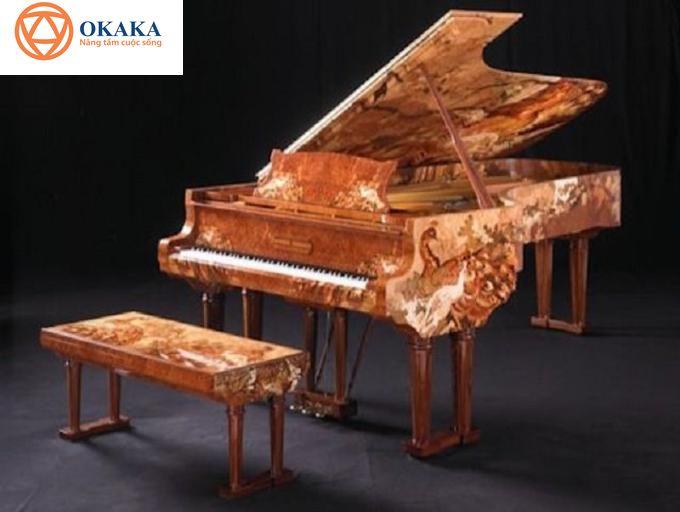 """""""Máy ảnh càng đắt tiền, chụp càng đẹp. Vậy đàn piano càng đắt tiền thì chơi càng hay đúng không OKAKA?"""". Đây là câu hỏi thú vị mà OKAKA Music"""