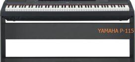 Đàn piano điện Yamaha P-45 và P-115: đàn nào tốt hơn?