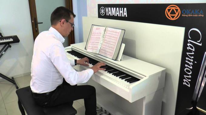 Ra mắt vào năm 2016, model đàn piano điện Yamaha YDP-143 đã chứng minh rằng hãng luôn có những sản phẩm cải tiến ổn định. YDP-143 kế thừa..