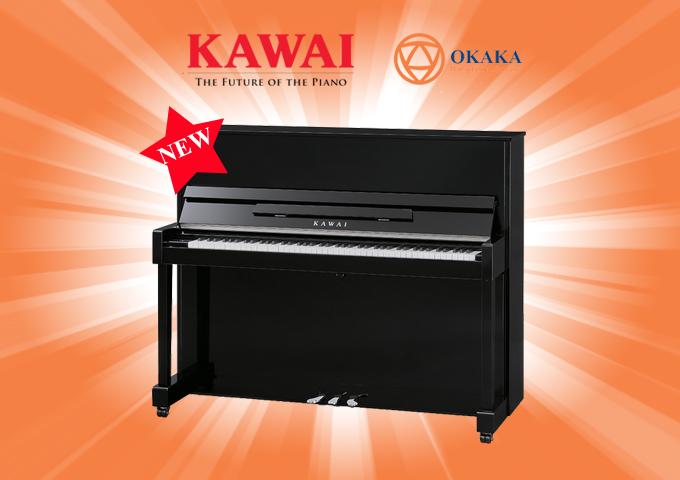 Tin vui cho bất cứ ai đang phân vân giữa việc nên mua đàn piano cơ mới hay cũ: Kawai vừa tung ra chiến lược trợ giá đặc biệt cho cây đàn piano Kawai ND-21 với giá chỉ bằng 2/3 giá gốc.