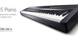 Review đàn piano điện Yamaha P-45