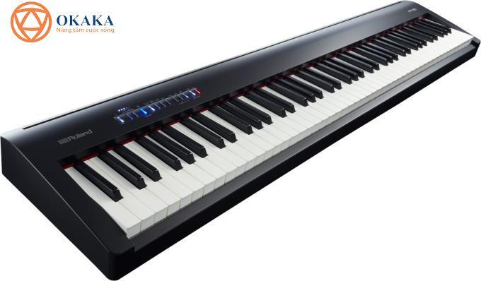 Với đàn piano điện Roland FP-30, bạn sẽ được thỏa sức học tập, sáng tạo và thưởng thức nhờ rất nhiều tính năng và tiện ích kỹ thuật số vô cùng hữu ích được tích hợp trong đàn.