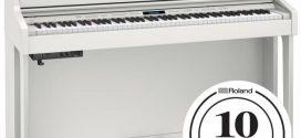 Đàn piano điện Roland được bảo hành lên đến 10 năm!