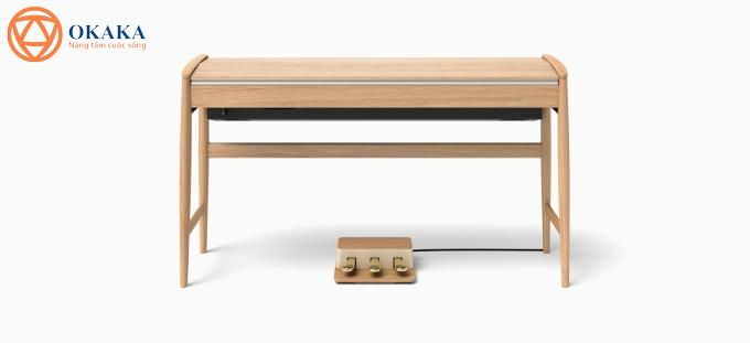 Công nghệ kỹ thuật số đã gặp gỡ tay nghề thủ công truyền thống trong model đàn piano điện Roland KIYOLA KF-10 mới. Được tạo ra nhờ sự hợp tác giữa Roland và nhà thiết kế nội thất Nhật Bản Karimoku, cây đàn piano điện tinh tế này đạt được sự hài hòa hoàn hảo về hình thức và chức năng – một nhạc cụ rất thích hợp để trưng bày trong nhà bạn.