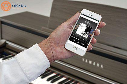Hội tụ tinh hoa thiết kế, âm thanh và độ nhạy phím đỉnh cao của dòng Clavinova danh tiếng, đàn piano điện Yamaha CLP-675 thực sự khiến người ta phải ngẩn ngơ khi được chiêm ngưỡng và thưởng thức tiếng đàn tuyệt vời khó có cây đàn piano điện nào sánh bằng.