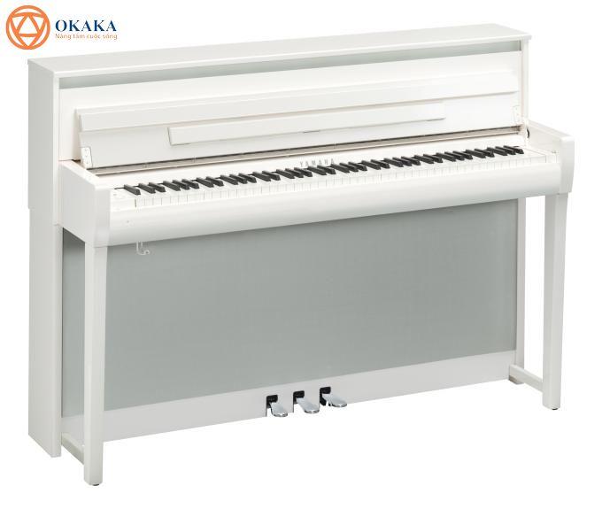 Yamaha vừa ra mắt dòng đàn piano điện Clavinova CLP-600 series với 6 model (CLP-625, CLP-635, CLP-645, CLP-665GP, CLP-675 và CLP-685) là phiên bản nâng cấp của tất cả các model CLP-500 trước đó.