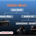 Thuê một cây đàn piano grand cho những sự kiện quan trọng này là việc rất đáng đầu tư! Tuy nhiên, có những điều bạn cần lưu ý khi thuê đàn grand piano.