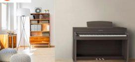 So sánh đàn piano điện Yamaha Clavinova CLP-635 và CLP-645