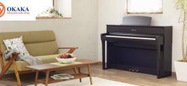 So sánh đàn piano điện Yamaha Clavinova CLP-645 và CLP-675