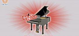 Bạn muốn chi tiêu bao nhiêu cho việc thuê đàn piano?