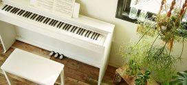"""Đàn piano điện Casio Privia PX-870 – """"cây đàn 5 tốt"""" năm 2017"""