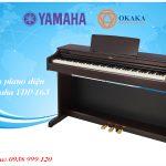 Yamaha từ lâu đã được vinh danh là hãng đàn dẫn đầu về công nghệ chế tạo đàn piano, trong đó phải kể đến dòng đàn piano điện gia đình Arius. Những model đàn piano điện trong dòng Arius đều có mức giá phù hợp mọi trình độ của người chơi, nổi bật là YDP-163. Đọc bài đánh giá đàn piano điện Yamaha YDP-163 dưới đây, bạn sẽ có được cái nhìn bao quát và cụ thể về model đỉnh cao của dòng Arius này.