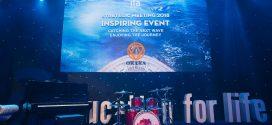 OKAKA cho thuê đàn piano cơ upright phục vụ sự kiện của Trung tâm Anh ngữ ILA