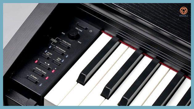 Có cùng mức giá với PX-860, đàn piano điện Casio PX-870 có khả năng sẽ được đông đảo người dùng đón nhận nhờ các cập nhật đáng kể. Dưới đây là 7 khác biệt giữa model cũ Casio PX-860 và model mới Casio PX-870: