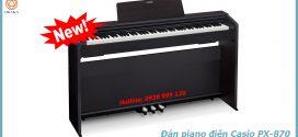 Thông số kỹ thuật đàn piano điện Casio PX-870