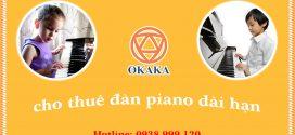 Thuê đàn piano dài hạn – giải pháp tiết kiệm chi phí tối ưu
