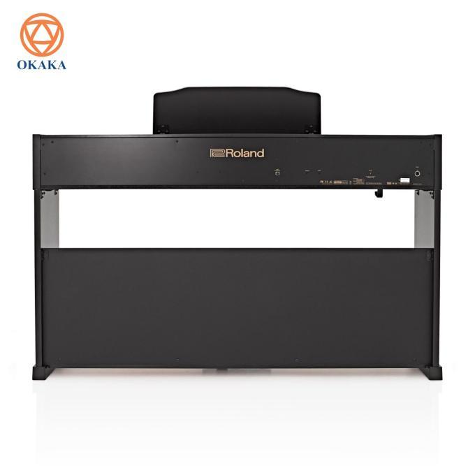 Tích hợp các tính năng cao cấp, giá cả cạnh tranh và kiểu dáng tủ đứng nhỏ gọn, đàn piano điện Roland RP-501R là ứng cử viên sáng giá cho bạn!