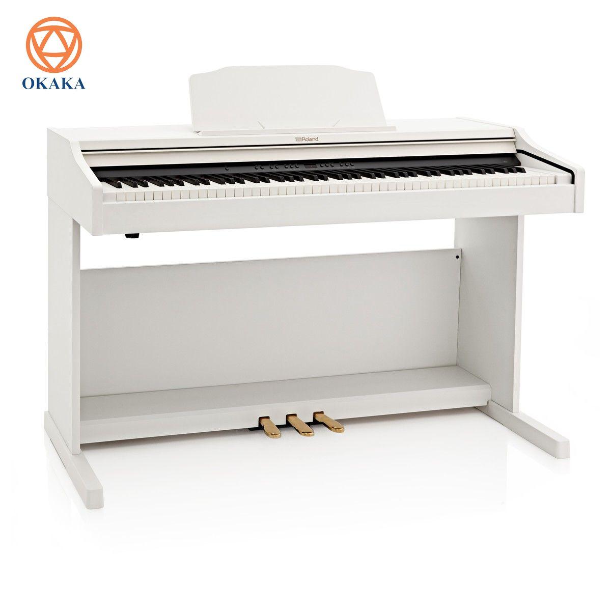 Là nhạc cụ lý tưởng cho các gia đình trẻ và bất cứ ai muốn vui chơi hay học tập với đàn piano, RP-501R mang đến màn trình diễn cao cấp qua nhiều năm cải tiến không ngừng. Dẫu vậy, bạn cũng không nên bỏ qua bài đánh giá đàn piano điện Roland RP-501R rất chi tiết sau đây!