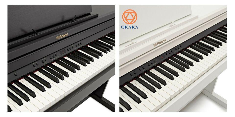 Roland đã ra mắt model đàn piano điện Roland RP-501R, một nhạc cụ gia đình giá cả phải chăng với chất lượng âm thanh và độ nhạy phím hàng đầu, thay thế cho model RP-501R trước đó. Các công nghệ piano mới nhất của Roland mang lại trải nghiệm piano chân thực, trong khi các tính năng học đàn và cổng kết nối không dây Bluetooth® với các ứng dụng piano giúp bạn học tập và thưởng thức âm nhạc. Chung quy lại thì bạn có nên mua đàn piano điện Roland RP-501R không? Nếu có thì mua ở đâu để có thể sở hữu cây đàn chính hãng với giá tốt?