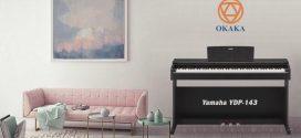 Review đàn piano điện Yamaha YDP-143 dòng Arius
