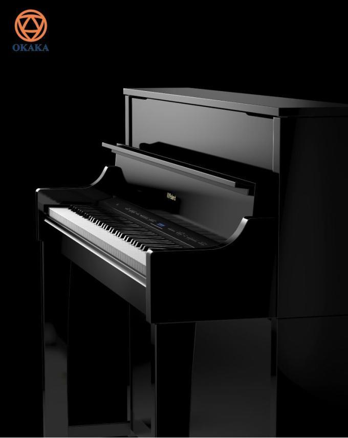 LX-7 và LX-17 là những cây đàn piano điện có kiểu dáng upright tốt nhất hiện nay của Roland. Được công bố hồi đầu năm 2015, cùng với Roland HP-603 và HP-605, LX-7 và LX-17 là những chiếc đàn piano điện cao cấp mang đến cho người chơi trải nghiệm tuyệt vời. Roland chỉ chế tạo piano điện và không chế tạo piano cơ như một số nhà sản xuất khác – điều này cho phép họ tập trung các nguồn lực vốn có để tạo ra một âm thanh piano tuyệt vời nhất có thể. Trong vài năm gần đây, Roland đã phát triển công nghệ hiện tại để cải thiện âm thanh và cảm giác của các nhạc cụ, và cả đàn piano điện Roland LX-7 và LX-17 đều hết sức tuyệt vời.