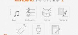 Tải ứng dụng đàn piano điện Roland: Piano Partner 2