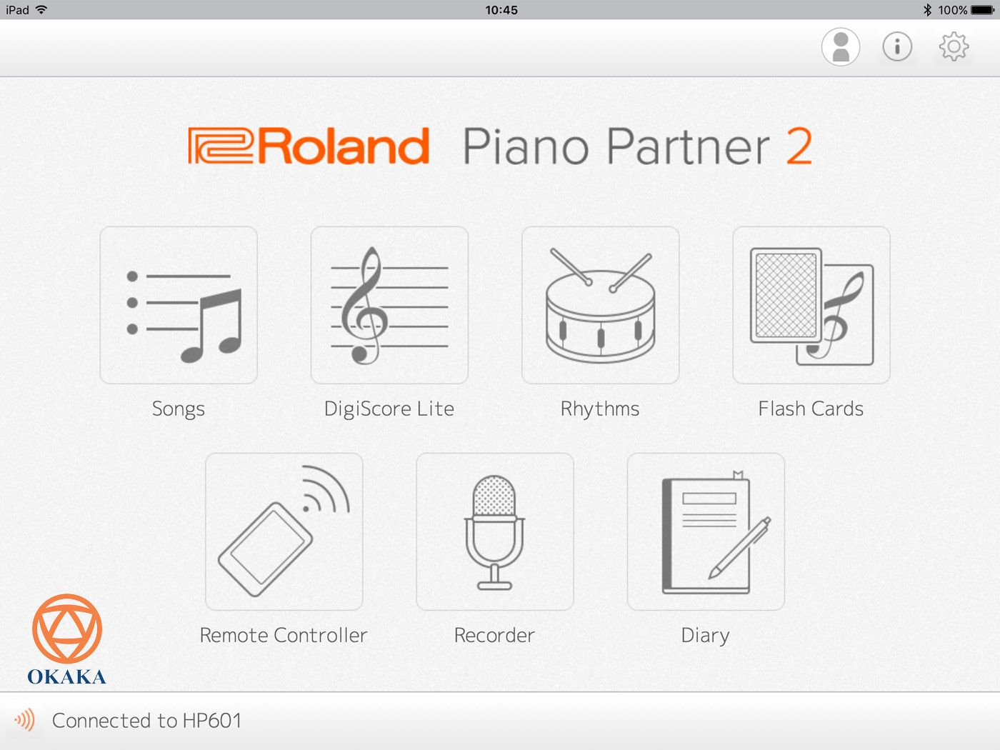 Piano Partner 2 đã sẵn sàng hỗ trợ miễn phí và bạn có thể tải ứng dụng đàn piano này từ cửa hàng ứng dụng App Store hoặc Google Play.