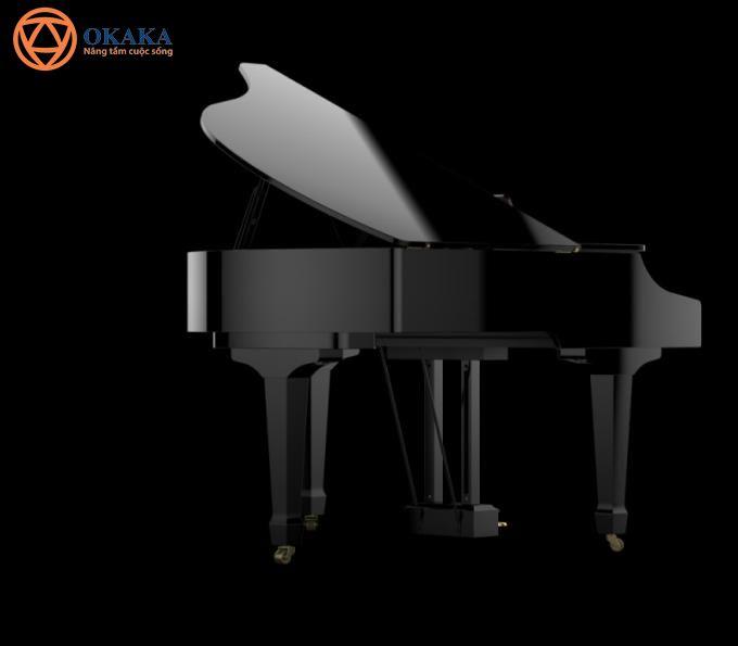 Với phương pháp lấy mẫu grand piano đột phá cùng âm thanh, độ nhạy phím và phản ứng chân thực, đàn piano điện Roland V-Piano Grand đã giành được nhiều giải thưởng trong nước và quốc tế kể từ khi ra mắt vào năm 2009. V-Piano Grand đã trở thành lựa chọn số 1 của nhiều nghệ sĩ dương cầm tài năng nhất hành tinh. Vậy model này đã có những cải tiến như thế nào?