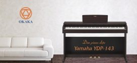 Đánh giá đàn piano điện Yamaha YDP-143 dòng Arius