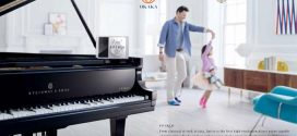 Lịch sử đàn piano Steinway – nhà sản xuất dương cầm vĩ đại nhất