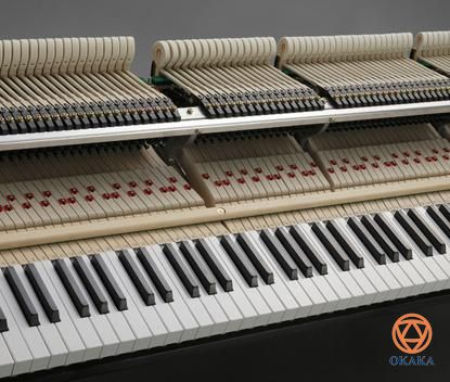 Đàn piano cơ Kawai GL-20 mang đến màn trình diễn tối ưu với một diện tích tối thiểu. Với những tính năng tiên tiến của dòng đàn GL-series, GL-20 chắc chắn sẽ vượt qua tất cả những kỳ vọng dành cho một cây đàn piano có cùng kích thước.