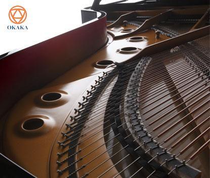 Đàn piano cơ Kawai GX-5 là cây grand piano thích hợp với mọi sự kiện trình diễn của các nghệ sĩ. Với âm thanh sống động và sức mạnh tuyệt vời, GX-5 đặc biệt đáp ứng mọi yêu cầu âm nhạc và phù hợp với mọi địa điểm biểu diễn.