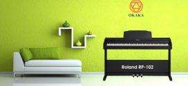 Tại sao bạn nên mua đàn piano điện Roland RP-102?
