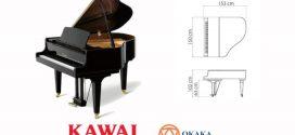 Thông số kỹ thuật đàn piano Kawai GL-10