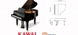 Thông số kỹ thuật đàn piano Kawai GL-20