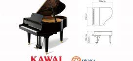 Thông số kỹ thuật đàn piano Kawai GL-30