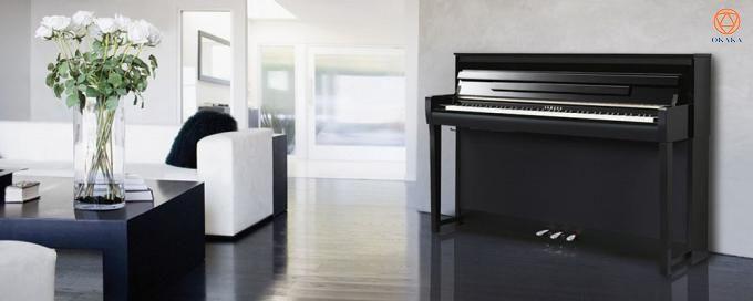 Khi nói đến việc mua một cây đàn piano điện, có hai cách bạn có thể thực hiện – đặt hàng trực tuyến hoặc mua tại một cửa hàng bán đàn piano điện. Cả hai đều có lợi thế và bất lợi riêng. Hãy cùng OKAKA phân tích những ưu điểm và nhược điểm của việc mua đàn piano điện online và offline để đưa ra quyết định phù hợp, bạn nhé!