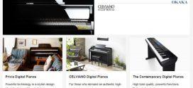 Bán đàn piano điện Casio tại TPHCM