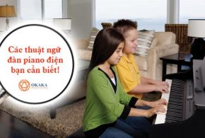 Các thuật ngữ đàn piano điện bạn cần biết
